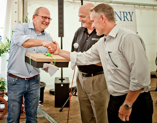 Henry GMBH Celebrates 10 Years of Operation
