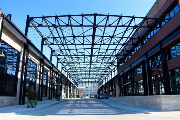 HCP and CCI transform Ironworks