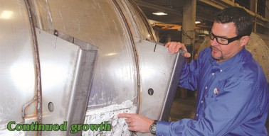 Stainless Tank & Equipment Keeps Growing In Its State-of-the-art Facility