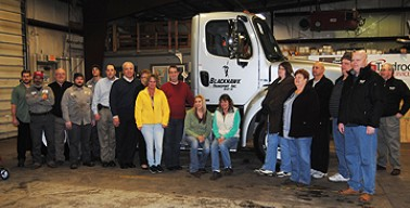 Blackhawk Transport Turns Wheel Toward Future