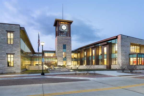Top Project – Oak Creek City Hall and Library